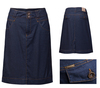 SNOWGUM Pepperwood Travel Cool Denim Skirt Women's