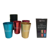 CAMPRO Travel Cup Set Coloured